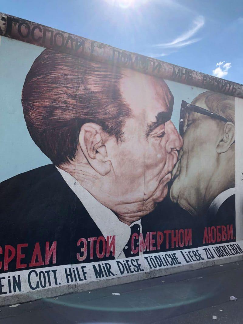 Roteiro em Berlim de 5 dias, muro de berlim