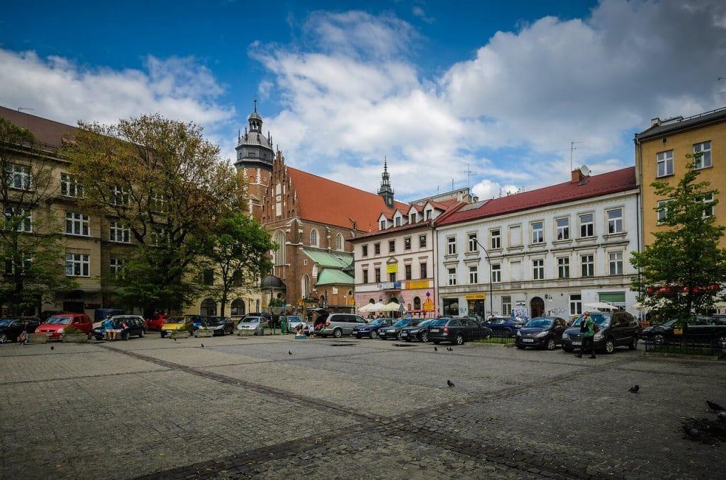 hospedagem-na-cracovia-Kazimierz
